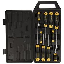 Stanley 2-65-005 10PCS Screwdriver Set