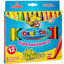 Carioca Jumbo 12 Color Painting Marker