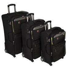 مجموعه 3 عددی چمدان ونگر نوبلر مدل W-1511