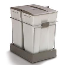 سطل زباله ریلی روماگنا پلاستیک مدل 550