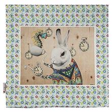 Yenilux Rabbit Cushion Cover