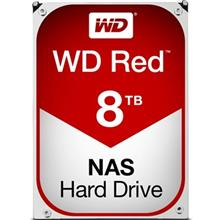 Western Digital NAS 8TB 128MB Cache WD80EFZX Internal Hard Drive