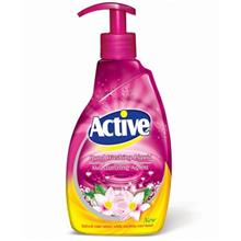 Active Washing Liquid Pink 450ml