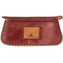 کیف آرایشی چرم طبیعی گالری شونا