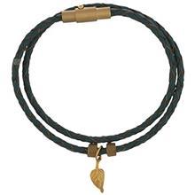 دستبند طلا کیا گالری مدل برگ