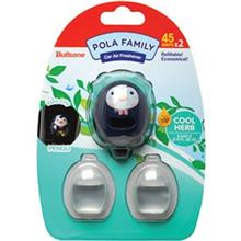 Bullsone PENGU Car Air Vent Freshener Clamp