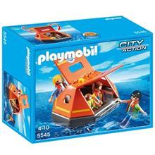 ساختني پلي موبيل مدل Life Raft