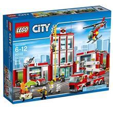 لگو سري City مدل Fire Station 60110