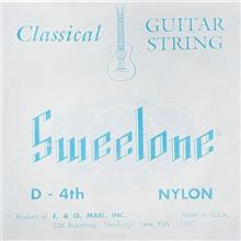La Bella Sweetone  D Classic Guitar String