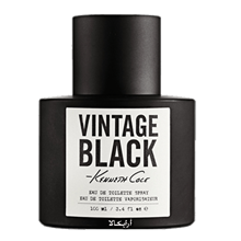 ادوتویلت مردانه Kenneth Cole Vintage Black 100ml