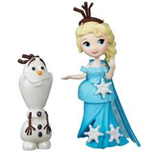 Hasbro Disney Frozen Little Kingdom Elsa And Olaf  Figure