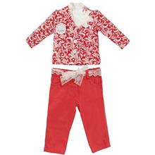 Pallone 51-608 Baby Girl Clothing Set