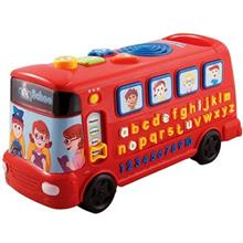 Vtech Playtime Bus With Phonics Educational Game