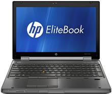 HP EliteBook 8560W Core i7-8GB-750GB-128MB