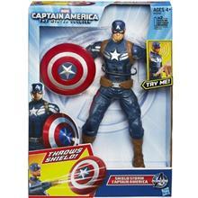 Hasbro Ca Shield Storm Captain America Size M Toys Doll
