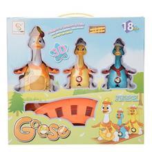 عروسک شنگ چوان مدل Goose