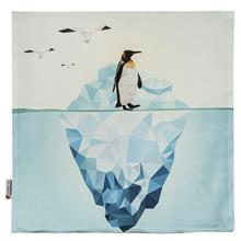 Yenilux Penguin Cushion Cover