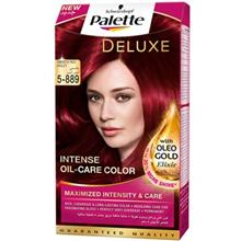 Palette Kit Deluxe Golden Gloss Mocca Shade 5-889