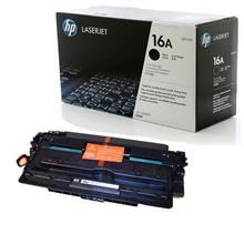 HP 16A Black LaserJet Toner Cartridge
