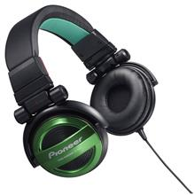 Pioneer SE MJ551 G Green Headphone