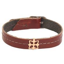 دستبند طلا 18 عیار کارین مدل 177004