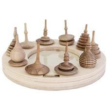 فرفرههای چوبی گالری کفشدوزک کد 160017