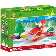 ساختني کوبي مدل Santa Claus