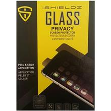 Ishieldz Privacy Tempered Glass For iPhone 6 Plus