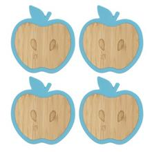 Apple 30545 Coaster - Pack Of 4