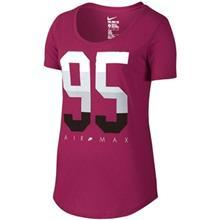 تي شرت زنانه نايکي مدل Air Max 95
