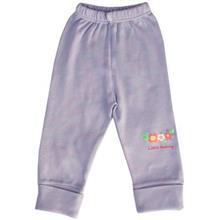 Adamak Little Rabbit Violet Baby Pants