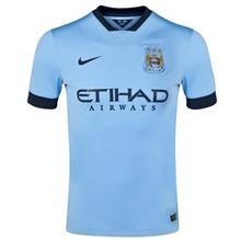تي شرت مردانه نايکي مدل Manchester City Home