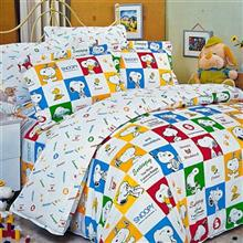 Dream Snoopy Sleep Set Size 100x130