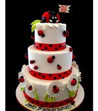 کیک تولد TastyFlour 75