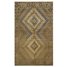 فرش دستبافت قديمي دو متري کد 126264