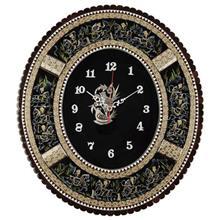 ساعت خاتم کارگاه رستا بيضي شکل طرح شکارگاه