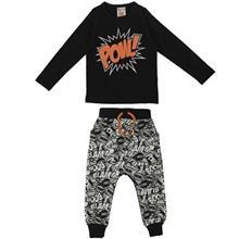 Mushi 16S1-013 Boys Clothes Set