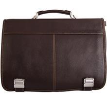کیف دستی چرم طبیعی گالری مثالین مدل 24005
