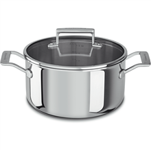 KitchenAid KC2T60LCST LOW CASSEROLE WITH LID