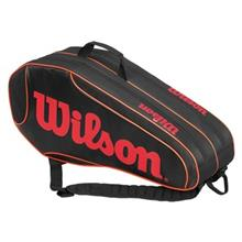 Wilson Run Team 6 Tennis Bag