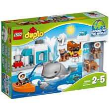 Lego Druplo Arctic 10803 Toys