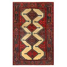 فرش دستبافت قديمي سه و نيم متري کد 129563