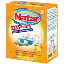 Natar Tea and Coffee Stain Remover Lemon Dip It Powder Pack of 300gr