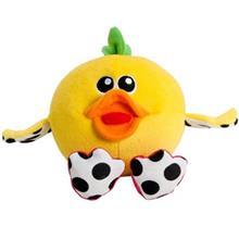عروسک فرست يرز مدل Giggle Pals Duck سايز کوچک