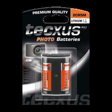 tecxus 2CR 5M 1300 mAh Battery