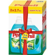 Persil Millions Washing Liquid 2.7 Liter Pack Of 2