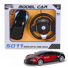ماشين بازي کنترلي تيان دو مدل Bugatti Veyron مقياس 1:18