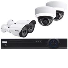 AHD Negron Retail Store Surveillance Network Video Recorder