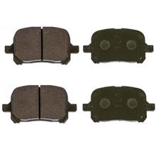 Toyota Genuine Parts 04465-33130 Front Brake Pad