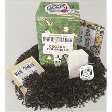 چای سبز خالص ارگانیک